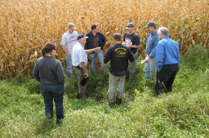 Wisconsin and Minnesota Discovery Farms programs working together for water quality