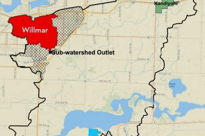 Gorans Blog Series: Looking at the watershed scale.