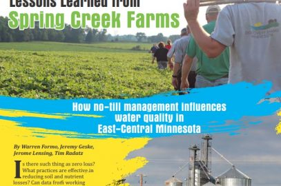 Lessons Learned from Spring Creek Farms