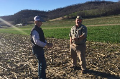 Connecting farmers to better understand and improve nitrogen management decisions