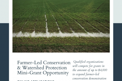 Farmer-Led Conservation & Watershed Protection Mini-Grant Program
