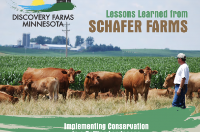 Lessons Learned from Schafer Farms – Implementing Conservation in a Rolling Landscape